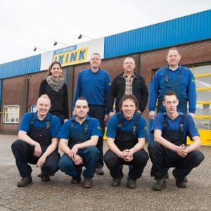 Autobedrijf Ikink team